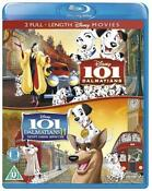 Disney 101 Dalmations DVD