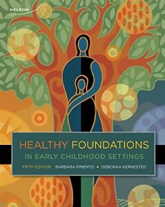 Healthy Foundations in Early Childhood Settings 5th