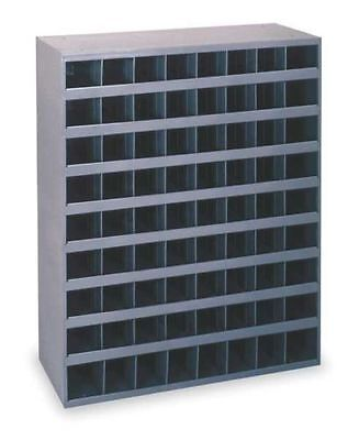 Metal 72 Bins Storage Steel Cabinet Parts Nuts Bolts Fasteners Screws