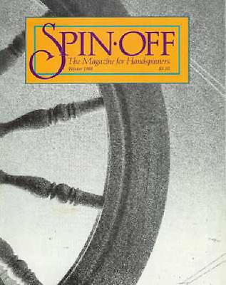 Spin-off magazine winter 1988: lincoln, foxy locks; tam