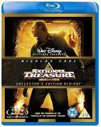 National Treasure Blu Ray