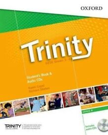 [ WANT ] Trinity Graded Examinations in Spoken English (GESE): Grades 5-6