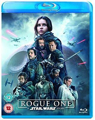 Rogue One: A Star Wars Story [Blu-ray]  [2017], Very Good DVD, Felicity Jones, M