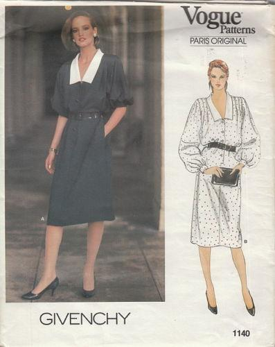 Vogue Givenchy Pattern | eBay