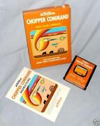 Atari Chopper Command
