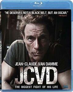 JCVD Jean-Claude Van Damme Blu-ray Movie Self-Portrait Thriller!