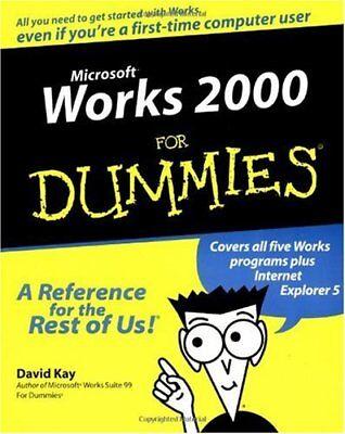Microsoft Works 2000 For Dummies  For Dummies  Com