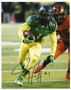 Oregon Ducks Signed