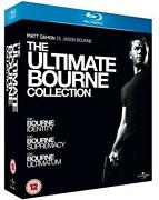 Bourne Trilogy Blu Ray
