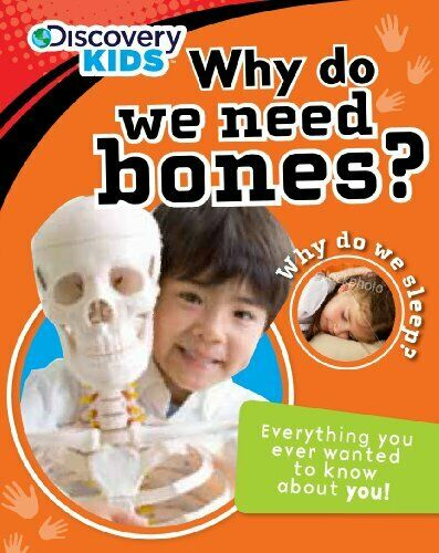 Why Do We Need Bones   Discovery Kids