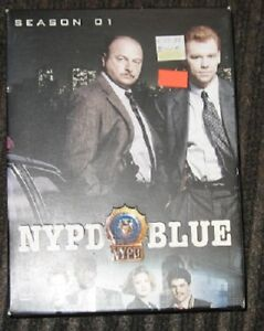 NYPD Blue - Season One DVD set