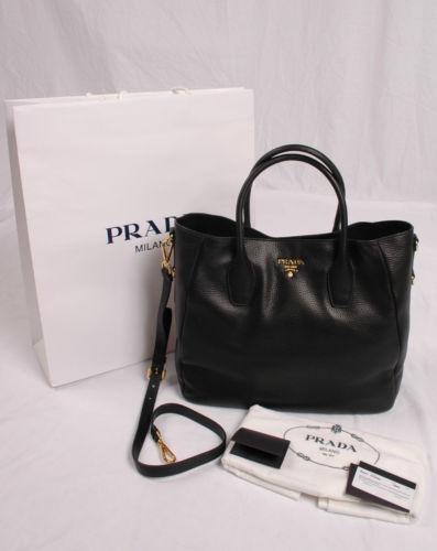 Prada Black Tote  Handbags   Purses  5cc617404b695