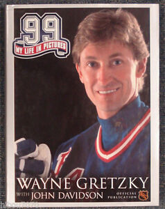 Wayne Gretzky. My Life in Pictures