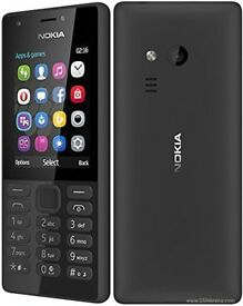NOKIA 216 - UNLOCKED TO ALL NETWORKS - BRAND NEW