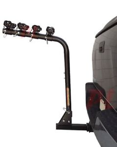 4 BIKE HITCH MOUNTED BICYCLE CARRIER