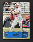 Rookie Single Football Trading Cards Jacoby Brissett