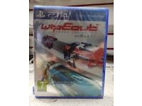 WIPEOUT : OMEGA COLLECTION SONY PLAYSTATION 4 PS4 BRAND NEW & SEALED