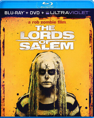 The Lords of Salem [New Blu-ray] With DVD, UV/HD Digital Copy, 2 Pack (Halloween 2 Blu Ray Special Edition)