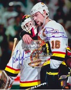 LARGE SELECTION OF NHL AUTOGRAPHED 16X20 PHOTOS SEE LIST
