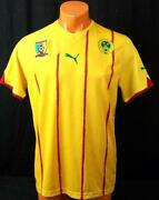 Cameroon Soccer Jersey