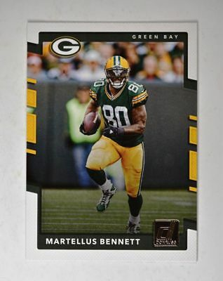 2017 Donruss  27 Martellus Bennett   Nm Mt