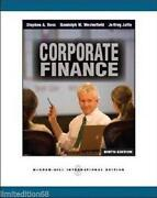 Corporate Finance Ross