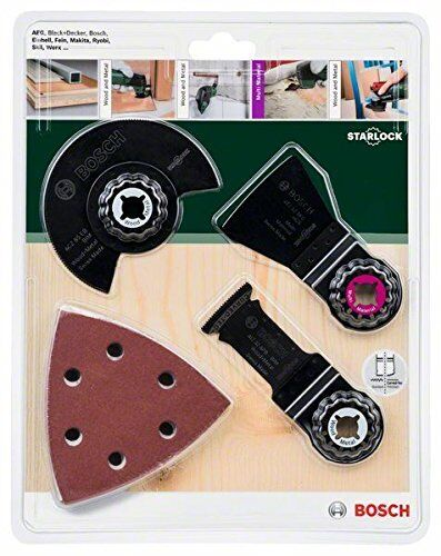 BOSCH PMF 190 250 Multi Function ALL IN ONE BLADE SET 2609256977 3165140555173 #
