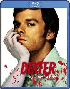 DEXTER : THE COMPLETE SERIES ( BLU-RAY ) NEW!
