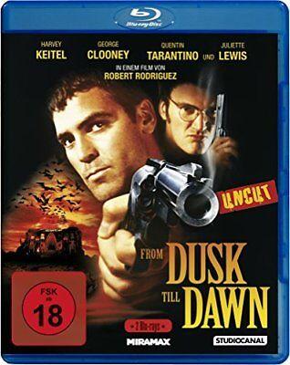 From Dusk Till Dawn - Uncut [2 Disc Blu-ray][Special Edition](FSK 18 /NEU/OVP)