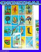 Mexican Loteria Cards
