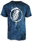 Basic Tees Tie Dye T-Shirts for Men