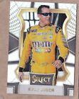 Select Kyle Busch Single Auto Racing Cards