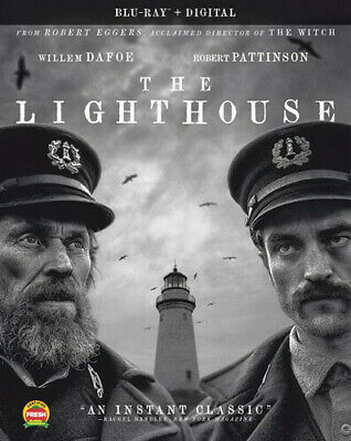 The Lighthouse [New Blu-ray] Ac-3/Dolby Digital, Digital Copy, Digital