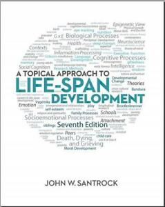 Life Span Development 7th Edition - Like New Condition