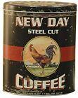 Vintage Coffee Tin
