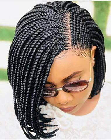 African Hairstyles (braids, cornrows, weave, twists and more ...