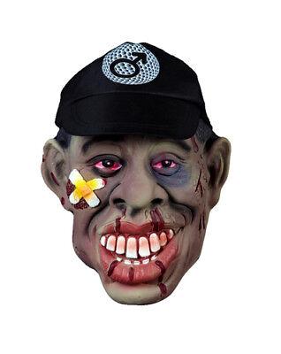 Tiger Woods Black Eye Mask Golf Halloween Costumes - Halloween Tiger Mask