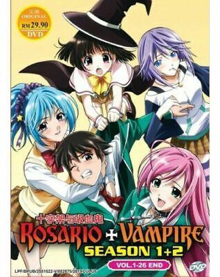 Vampire,Kurumu Kurono,Rozario to Banpaia Anime Dakimakura pillow case:Rosario