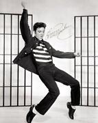 Elvis Autogramm