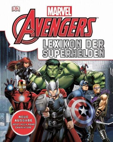 Marvel Avengers - Lexikon der Superhelden von Alan Cowsill (Buch) NEU