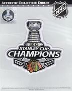 Stanley Cup Patch