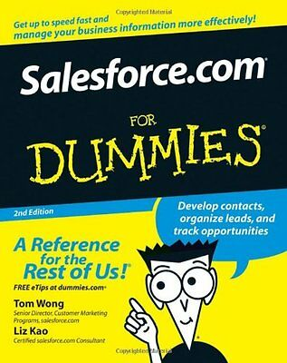 Salesforce Com For Dummies  For Dummies  Lifestyle