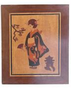 Inlaid Wood Picture