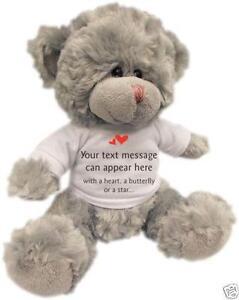 ed463643ded Personalised Teddy Bears Birthday