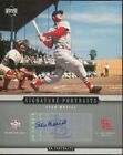 Stan Musial Autograph Baseball Cards