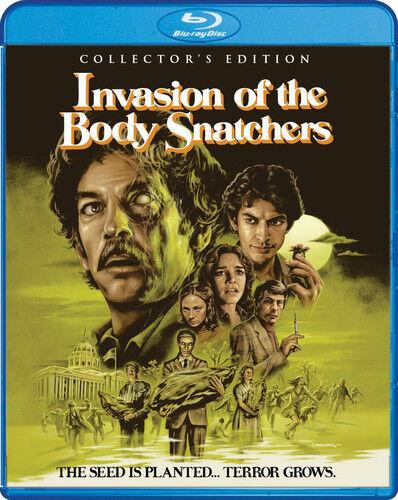 Invasion Of The Body Snatchers (2016, Blu-ray NEW)