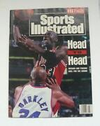 Michael Jordan Sports Illustrated