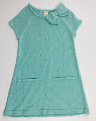 Classy Dresses For Teens (Gymboree Girls 6 Bows And Dots Mint Sweater Dress Posh And)