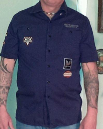 Used Mechanic Shirts Ebay