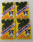 Gremlins Trading Cards
